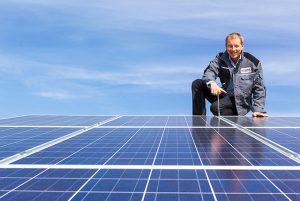 Heizung-Photovoltaik-Solar-Anlage