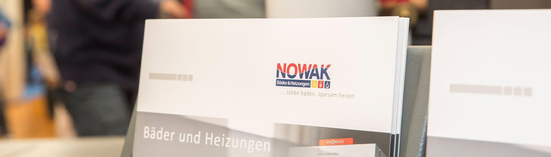 NOWAK-Heizung-Sanitär-Installateur-Neuigkeiten-Broschüre