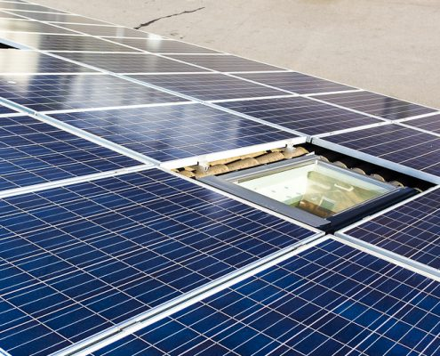 Heizung-Photovoltaik-Anlage