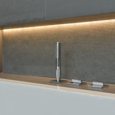 Architektur Pur Referenz-Bad Badewanne