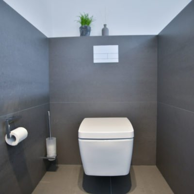 Architektur Pur Referenz-Bad WC Toilette