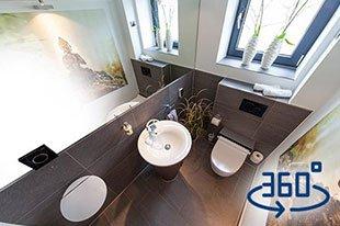 Bad-Referenzbad-buddha-begrüsst-sie-Armatur-Dusch-WC-Bidet-Waschbecken-360