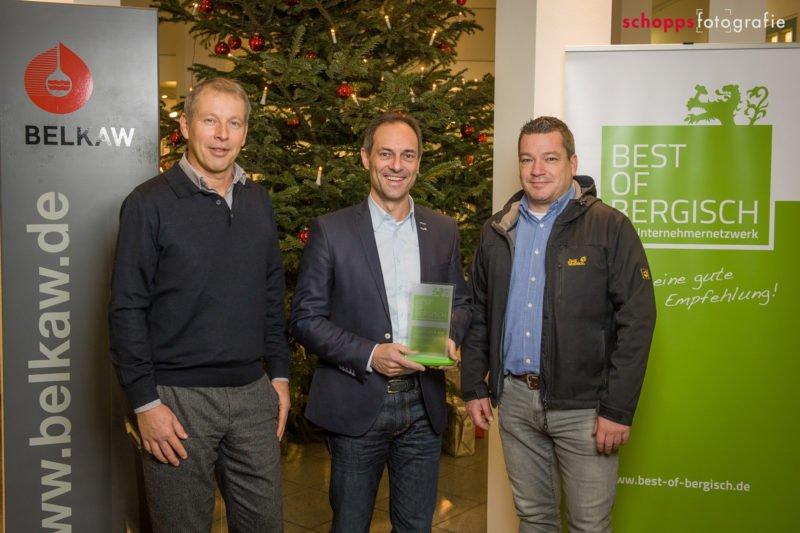 Best-of-Bergisch Belkaw wird Premium-Fördermitglied